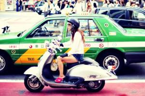bike-girl
